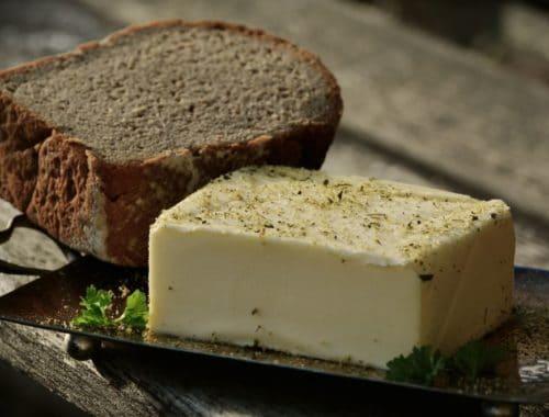 y a t il du lactose dans le beurre