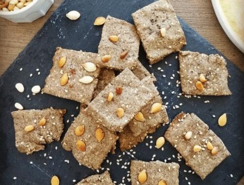 Crackers_sans_gluten_sans_produits_laitiers sans lactose
